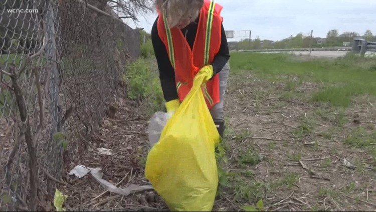 Litter along North Carolina's roadways reduced