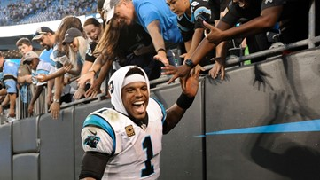 Maybe Cam had to go, but not like this