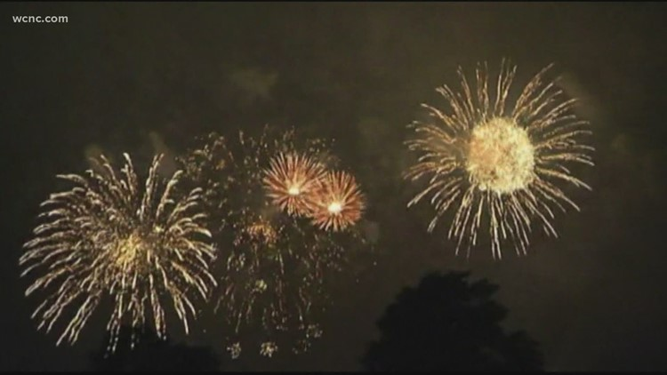 Fireworks supply delay amid Fourth of July holiday