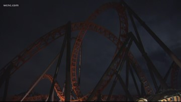 Copperhead Strike, the Carolinas' first double-launch coaster, set to open at Carowinds