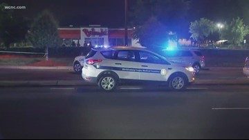 Pedestrian hit and killed on Eastway Drive, The Plaza shut down