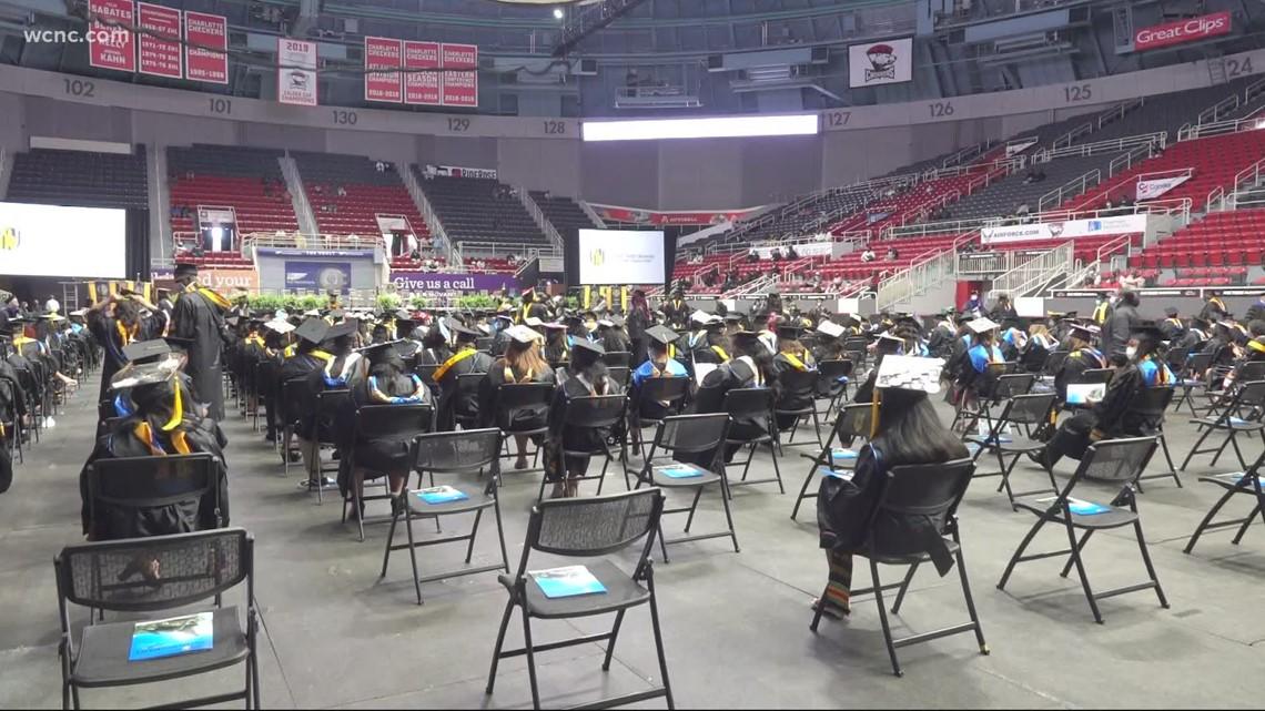 JCSU holds 2021 commencement ceremony