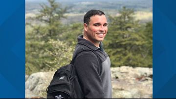 CMPD officer hiking 30 miles in 1 day to raise money for cystic fibrosis