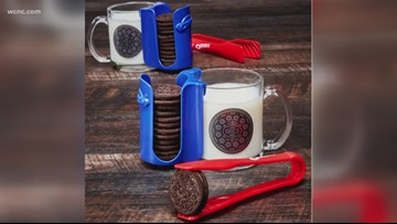 Oreo dunking sets arrive for the holidays