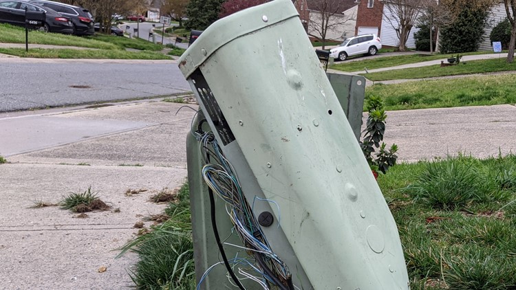 Viewer 'Gets McGinty' to get rid of dangerous eyesore