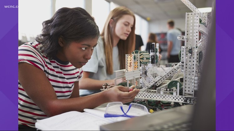 Charlotte woman trying to make STEM more accessible to young girls