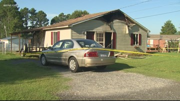 Woman dies in Lincolnton house fire