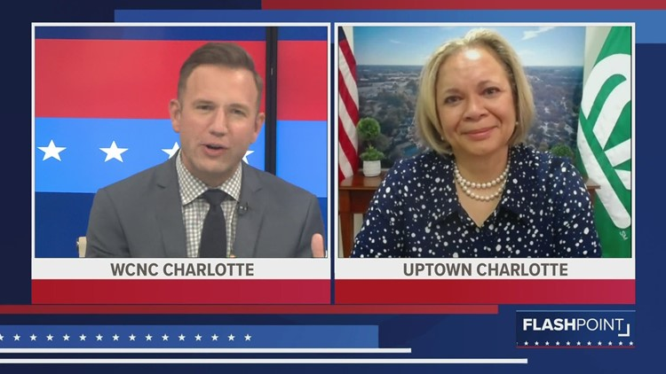 FLASHPOINT: Mayor Vi Lyles discusses representing Charlotte