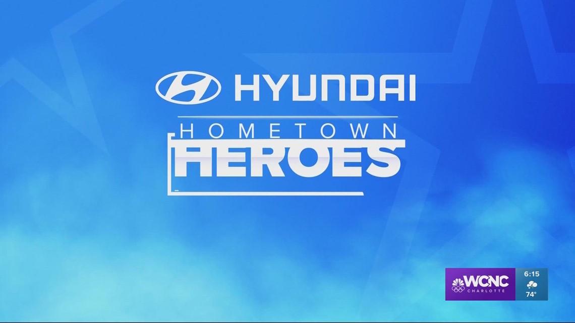 SPCA volunteer named Hyundai Hometown hero
