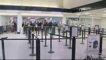Most guns found at Charlotte airport were loaded, half had chambered rounds