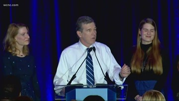 Gov. Cooper to face Dan Forest for NC Governor's race