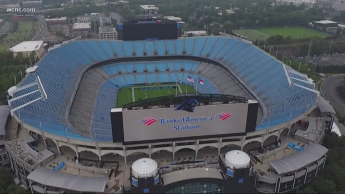 Panthers potentially to build headquarters in South Carolina