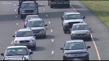 NCDOT lowers speed limit on I-40 in Burke County | wcnc com