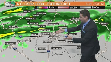 Multiple Rounds of Rain Expected!