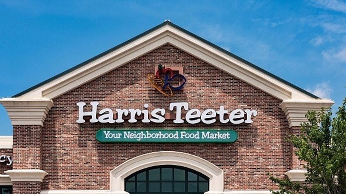 Harris Teeter to limit number of shoppers in stores to encourage social distancing