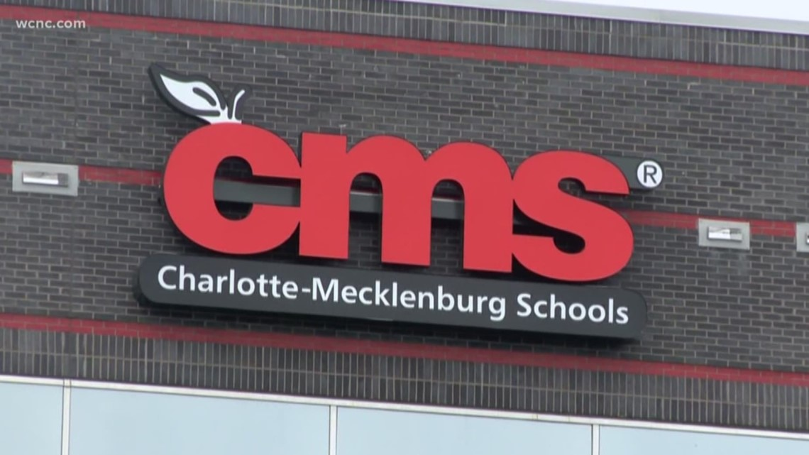 CMS high schools to dismiss at 1 p.m. Friday