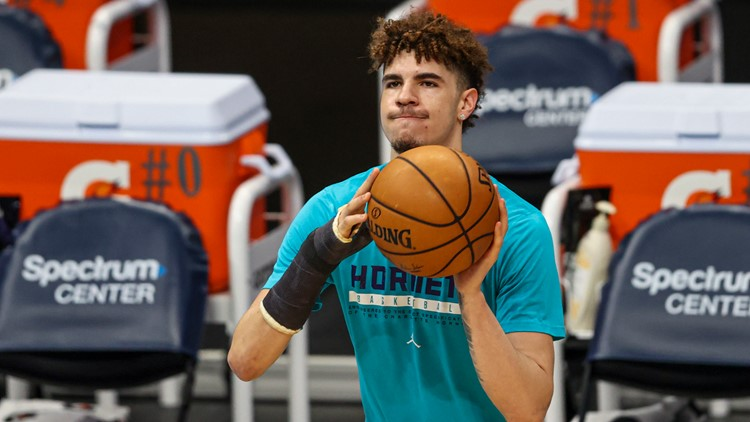 Scan shows LaMelo Ball's wrist fracture has healed