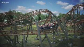 Carowinds introduces Copperhead Strike roller coaster for 2019 season