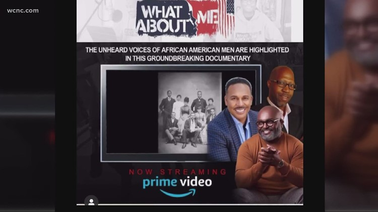 New Amazon Prime documentary features raw conversations about how Black men are treated in America