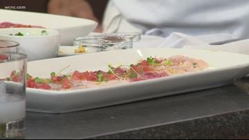 Recipe: Greek seafood ceviche