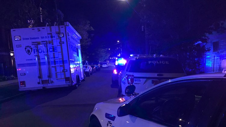 Man shot and killed in east Charlotte