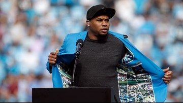 Panthers induct 4 team legends into Hall of Honor