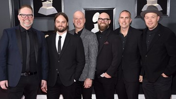 Christian music superstars 'MercyMe' coming to Charlotte
