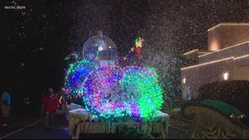 Carowinds WinterFest parade to be held on New Year's Eve