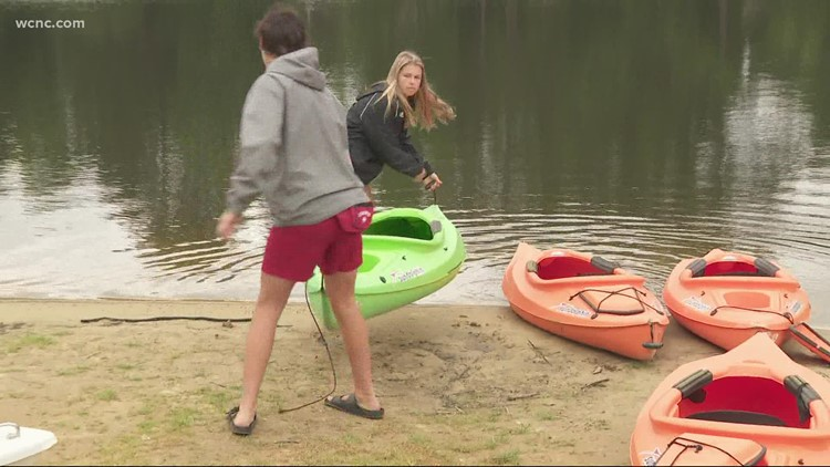 S.E.E Summer Camp brings the joys of camp to visually impaired children