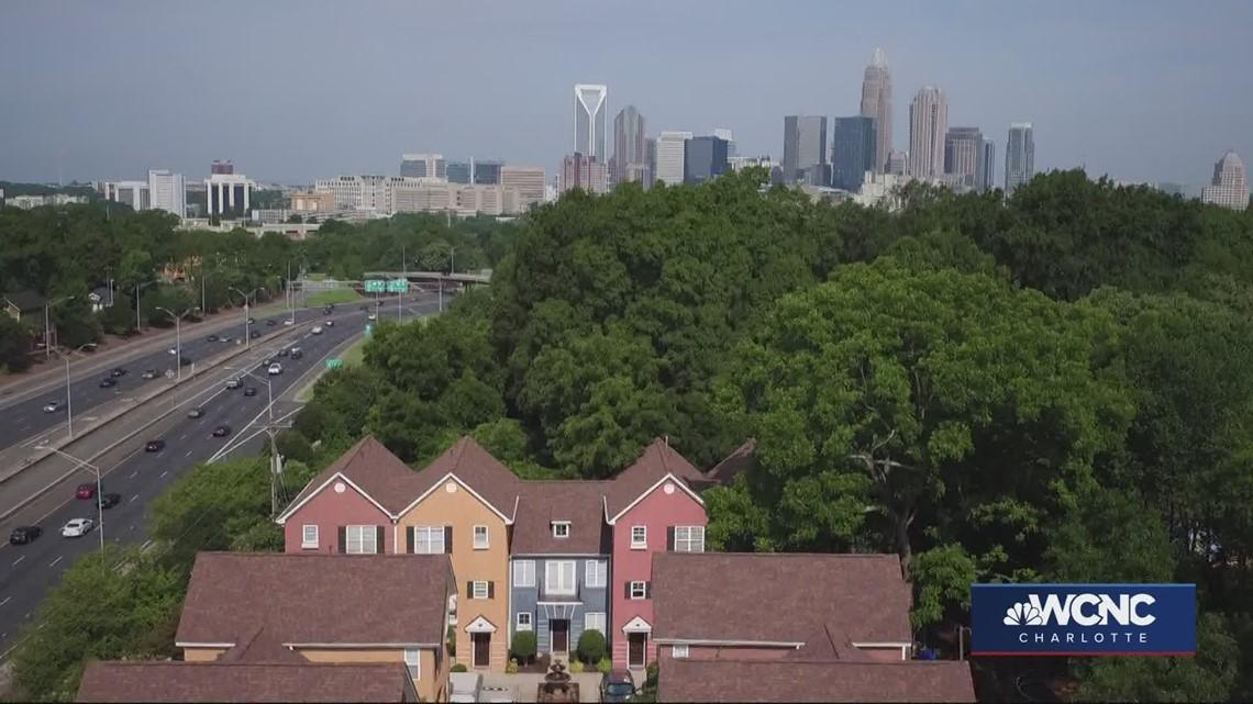Charlotte's planning director defending the Charlotte 2040 comprehensive plan