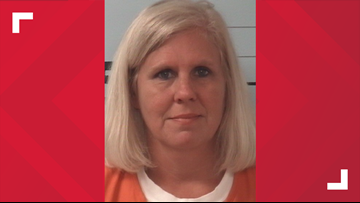 Burke County School receptionist fired