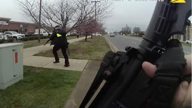 Man shot by Pineville police files lawsuit against city, 4 officers involved