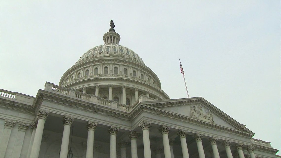 Senate could vote on stimulus package as early as Tuesday