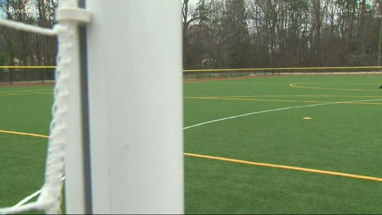 Room to Grow: New sports fields are dedicated to helping children learn