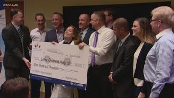 Hyundai helps fight pediatric cancer