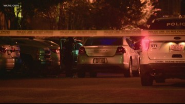 Woman shot near the campus of UNC Charlotte, police say