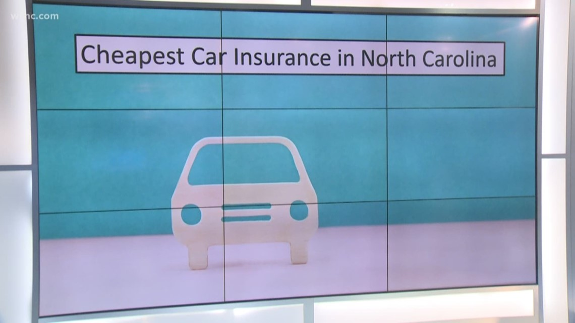 Cheap Car Insurance In Nc: Study: These Are The Five Cheapest Car Insurance Providers