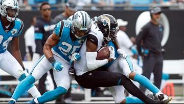 Keep Pounding! Carolina Panthers beat the Jacksonville Jaguars