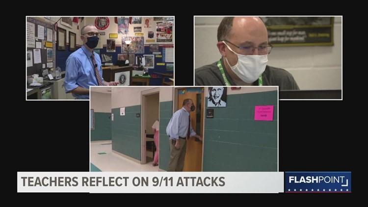 NC educators reflect on Sept. 11, victims still unidentified