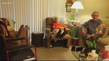 Charlotte woman turns 109, says her secret to life is just living