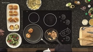 Chef Josh shows how to make Chicken BBQ 'on the go'