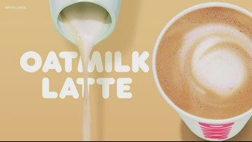 Dunkin Donuts announces new Oatmilk Latte