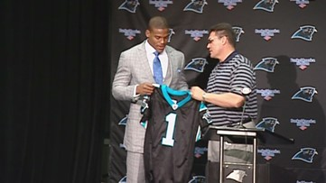 Like him or not, Cam Newton was right for Carolina