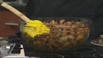 Veggie side recipe for Thanksgiving