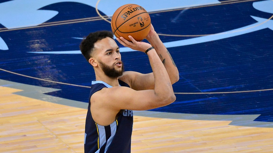 Grizzlies drain 23 threes to beat Hornets