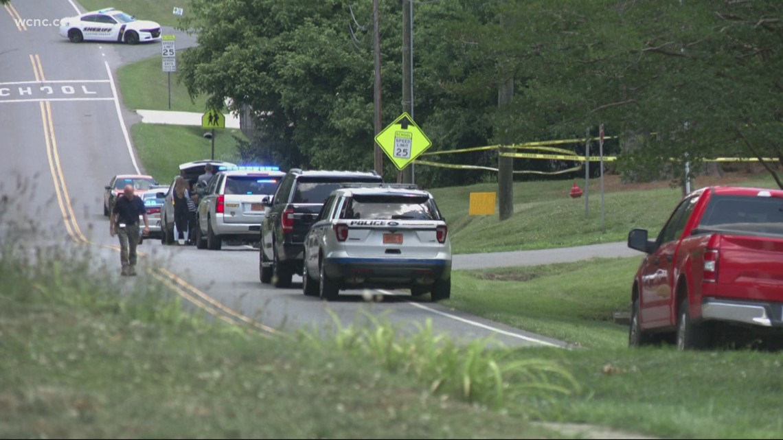 OFFICER INVOLVED SHOOTING IN BESSEMER CITY LEAVES ONE DEAD