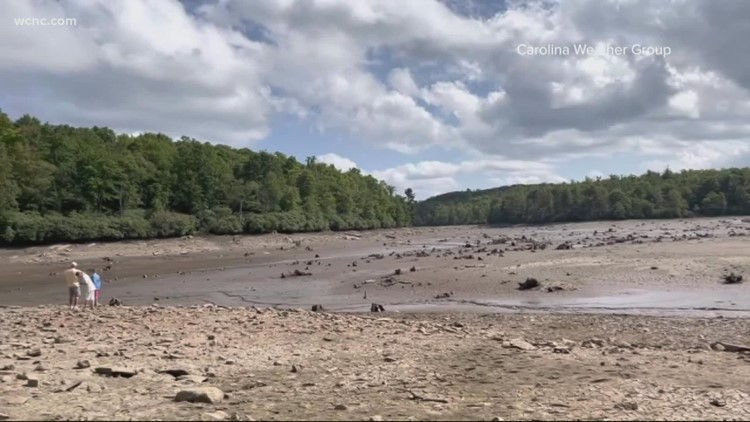 Price Lake closed due to damage from Fred remnants