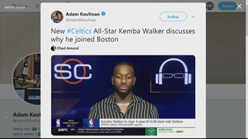 Did Kemba Walker make the right decision to sign with the Celtics?
