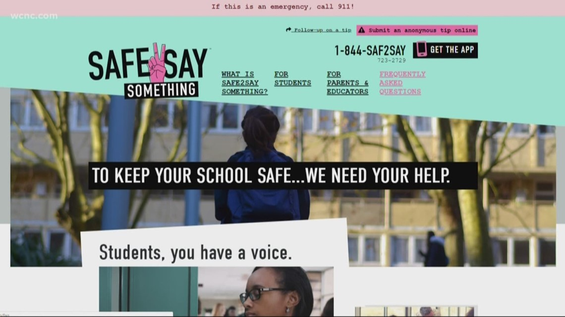 NC to launch school safety app next school year