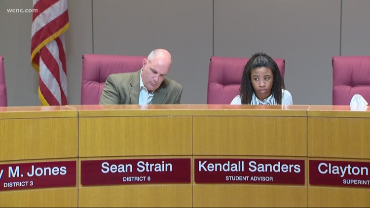 CMS school board votes to approve budget